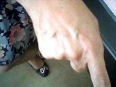 asian damsel doc checks (hidden cam)