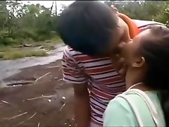 Thai fucky-fucky rural tear up