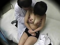 Doctor Romping Schoolgirls In The Office