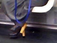 High High-heeled Slippers Japanese MILF