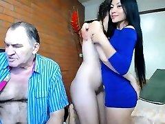 Chinese GF Suck Lick