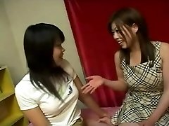 Japanese all girl nymphs