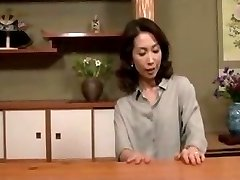 Insatiable Mature Japanese Damsel