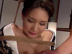 Super-sexy Japanese MILF MIREI