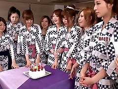 Super-naughty Japanese whore in Best JAV censored Fingering, Big Orbs movie