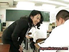 Natsumi kitahara rimming some guy part3