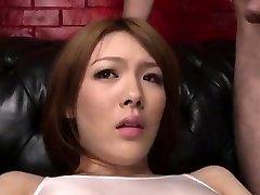 Facial to end Reis ultra-kinky pornography adventure