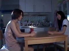 Torrid Asian Schoolgirl Seduces Helpless Educator