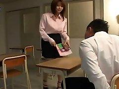 Yui Asahina - Luxurious Japanese Schoolteacher