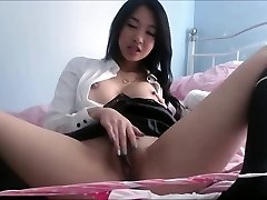 Asian with meaty boobs exposed private
