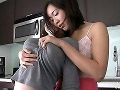 Lesbian Milking Perky Nips