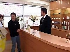 Best Asian tart Azusa Ito in Exotic Massage, Couple JAV video