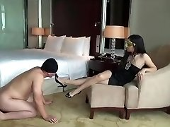 Chinese dominatrix.