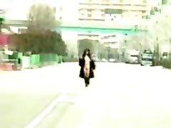 japán amatőr nyilvános