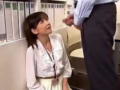 Horny Japanese slut Ai Komori in Finest Cumshots JAV clip
