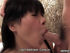 Chunky Chinese ditzy getting her pusys fucked real well