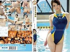 Kaede Niyama in Bathing Suit Instructor Nakadashi part 3