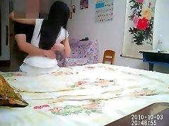 Kínai pár házi kurvázni bejegyzések Vol.03
