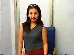 Unclothed in Job Interview - Helen Atma Jaya- Casting Iklan Sabun