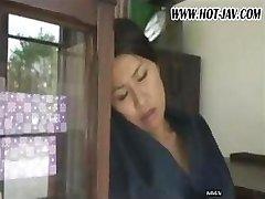 Japán felesége szopja a farkad, szar, szar újra