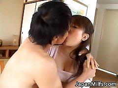 Insane japanese MILFS sucking and ravaging