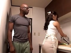 Best Japanese slut Reiko Kobayakawa in Hottest thick dick, couple JAV scene