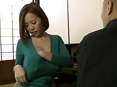 Ruri Saijou in Love Dad In Law More Than Husband part 1.Two