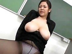 Yuki Sakurai - Beautiful Japanese Professor