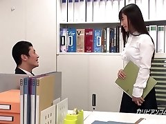 Japanese schoolgirl shagging instead of studying
