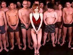 Yuria Satomi in Dream Doll 91 part 2.Three