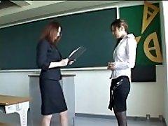 171 Fresh Teacher Gets Spanked for Bad Performance