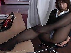 Japanese Stockings Upskirt