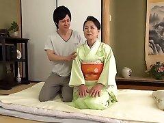 Sixtieth b-day Tsuboi Fumi 61 years