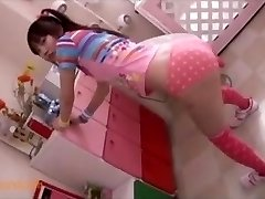 Enjoy School Jr First AV Fucking 2