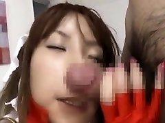 Japanese AV star Sumire Matsu horny nosejob Subtitled