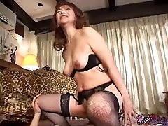 Japanese Mom and NOT her Sonny -Part 4- unsencored