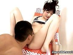 Amazing pornographic star Rika Sonohara in Hottest Fingering, Fake Penises/Toys adult clip