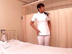 Crazy Asian model Kaede Imamura, Amateur in Best medical, nurse JAV movie