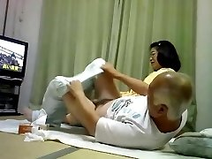 Chinese Mature couple