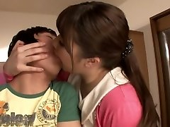 Exotic Chinese model in Insane Wife, HD JAV movie