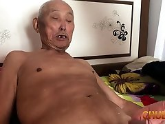 Chinese old guy