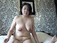 Hottest porn video MILF craziest , it's amazing