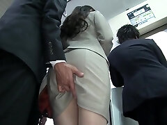 Japanese woman blackmailed