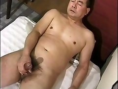 Asian hairy man 037