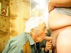 face fucking grandfather