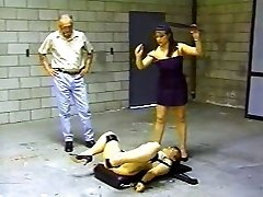 retro cunt whipping