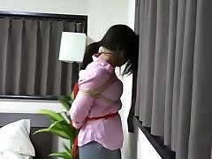 Exotic Japanese bitch in Best Fetish, BDSM JAV clip unique