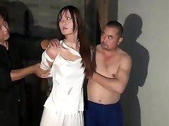 Asian Girl In Jail
