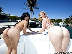 Both of these ladies have great asses and love to fuck and suck dick. We promise you the best...