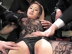 Crazy Chinese chick in Hottest BDSM, Fetish JAV scene